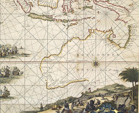 Antique Maps Of Australia - Antique maps amsterdam
