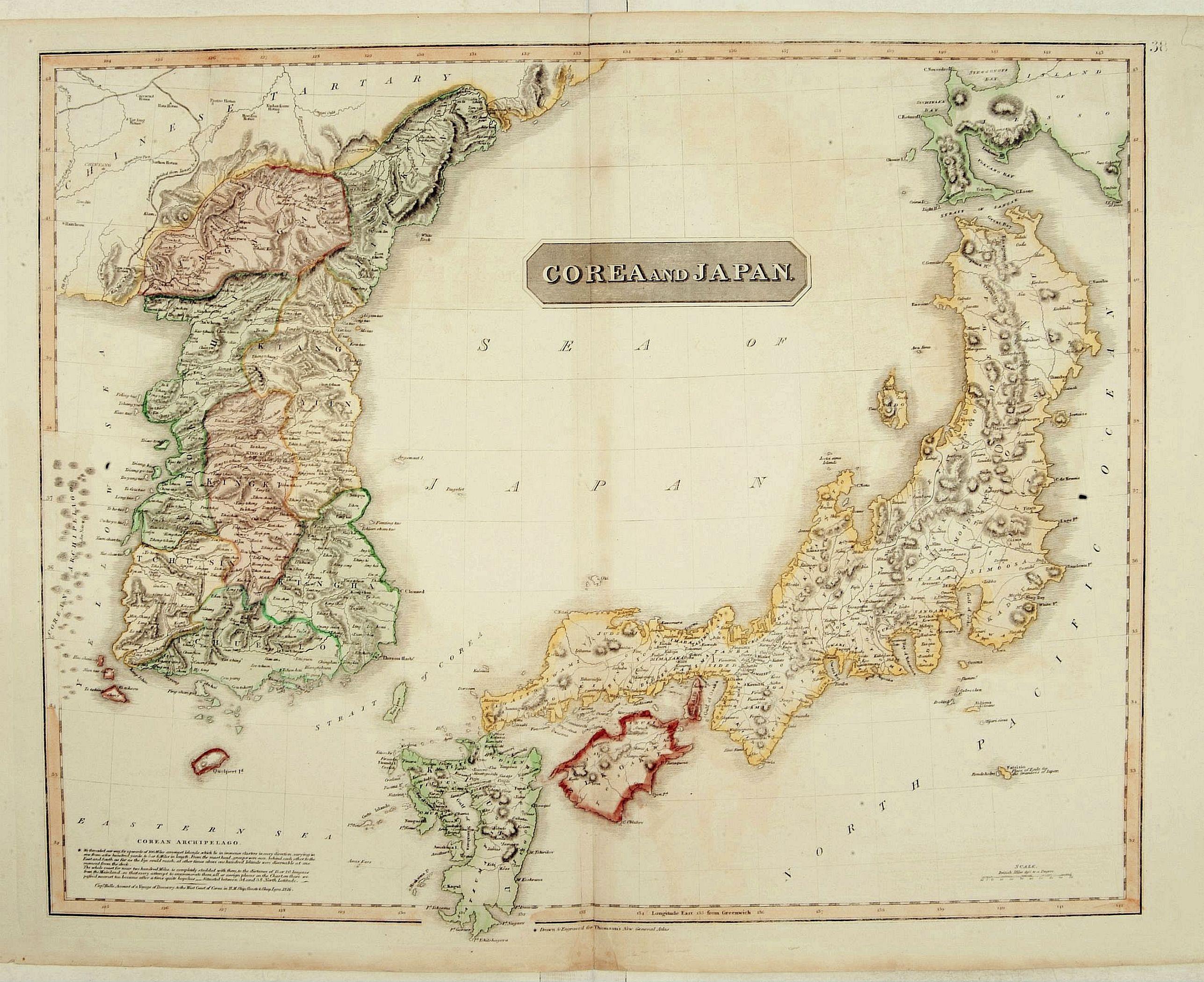 THOMSON, J. -  Corea and Japan.