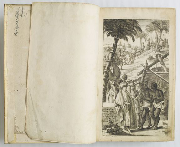 TAVERNIER, J.B. -  Hern Johann Baptisten Taveniers..Vierzig Jaehrige Reize..