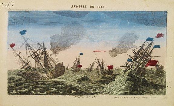 MONDMARE -  Tempête sur Mer.