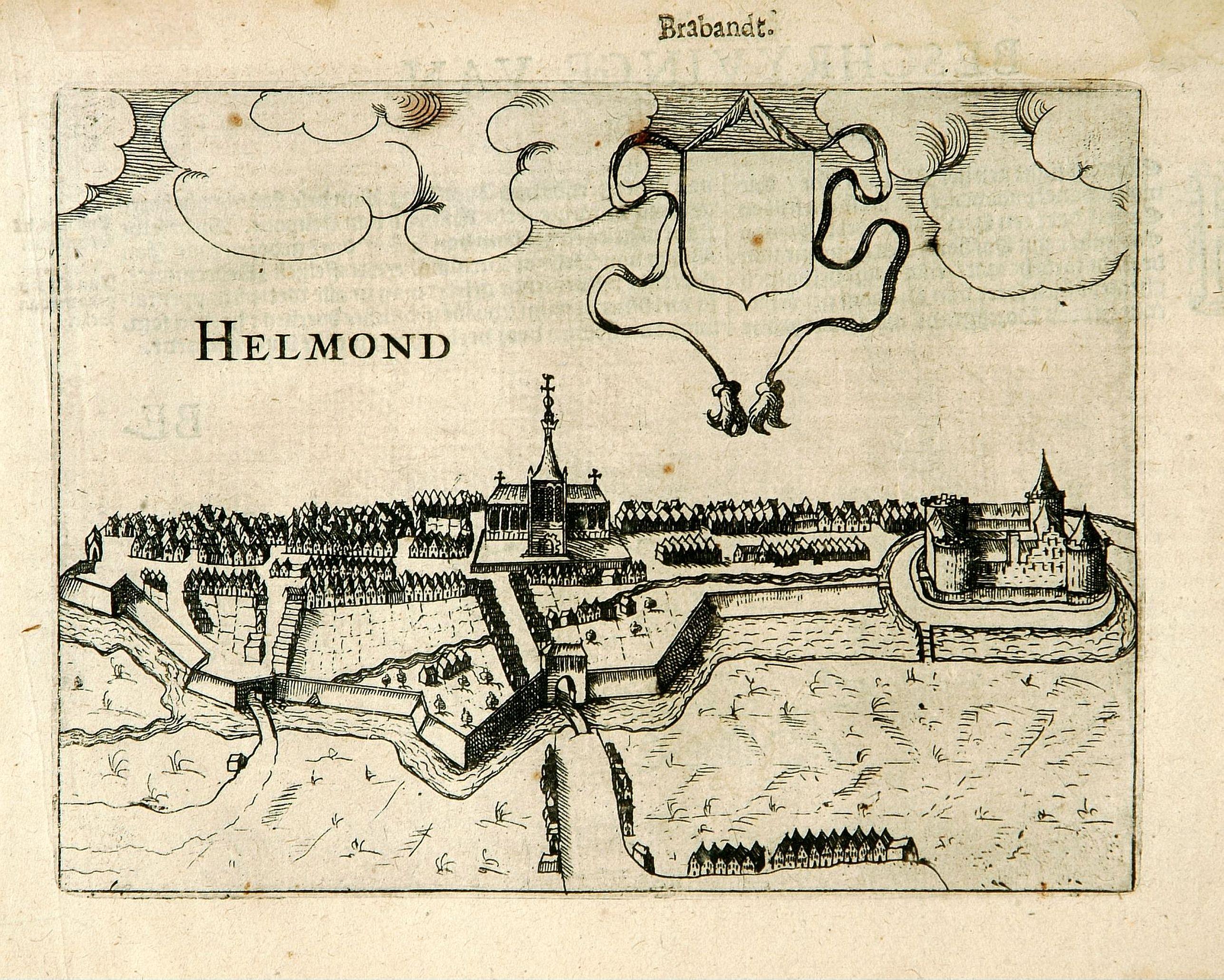 GUICCIARDINI, L. -  Helmond.