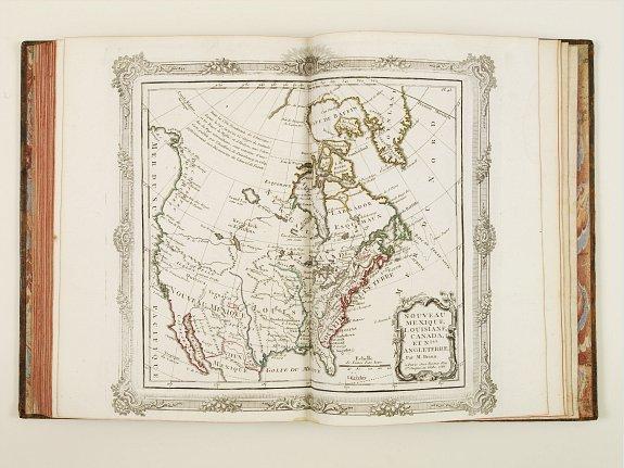 BRION DE LA TOUR,L. -  Atlas Ecclésiastique..