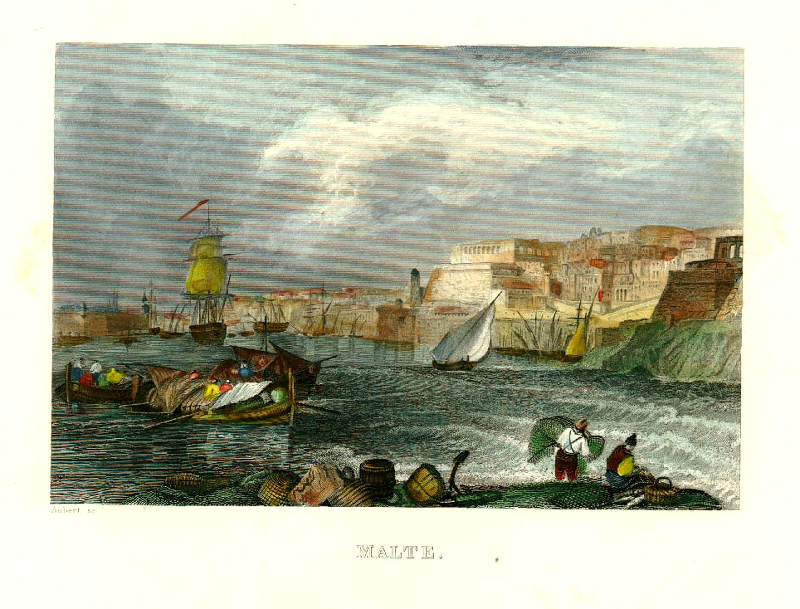 FURNE -  Malte.