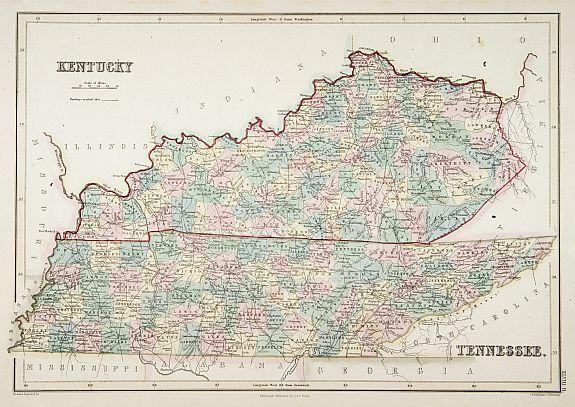 BLACK, A.& C. -  Kentucky.