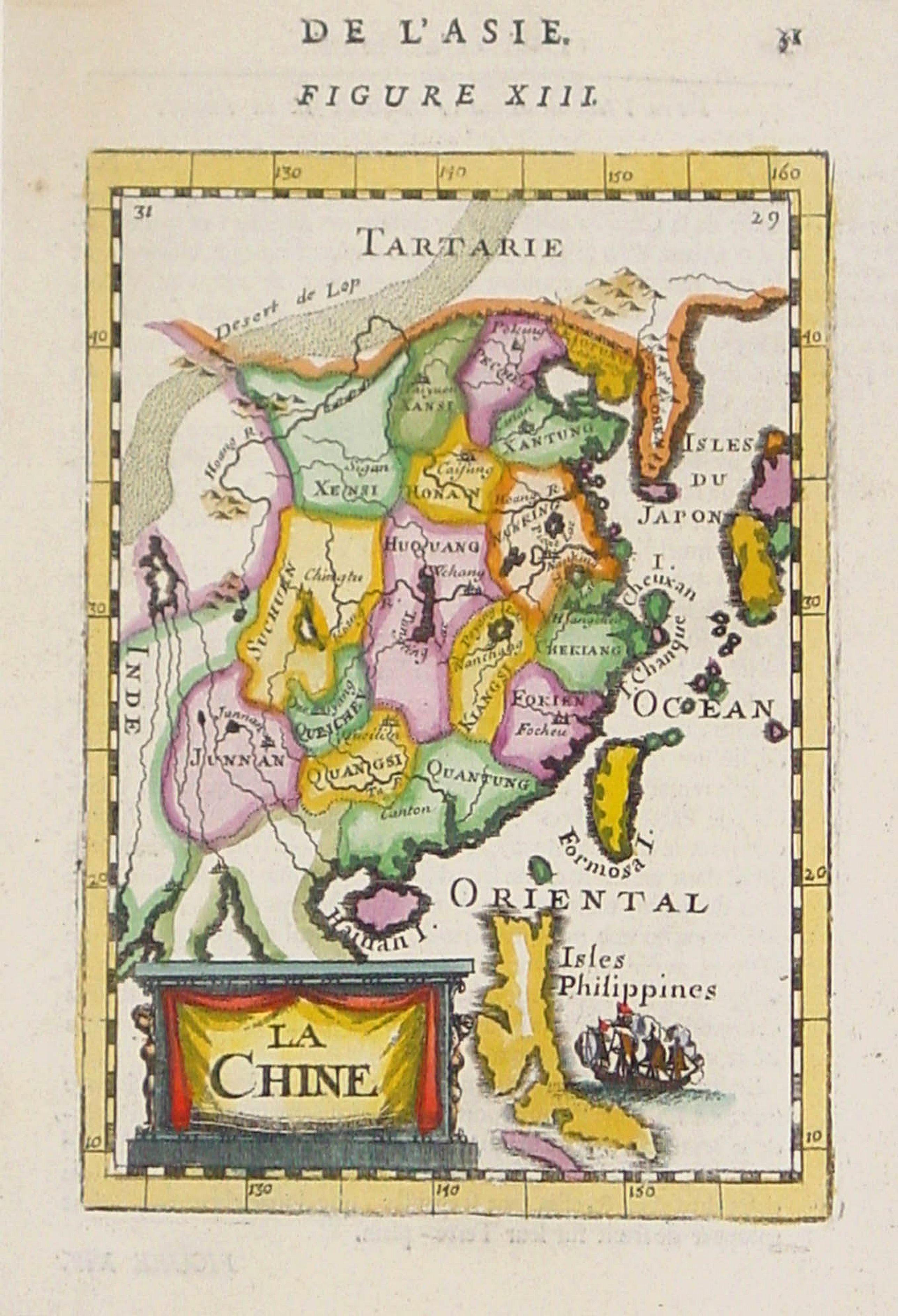 MALLET, A.M. -  La Chine.