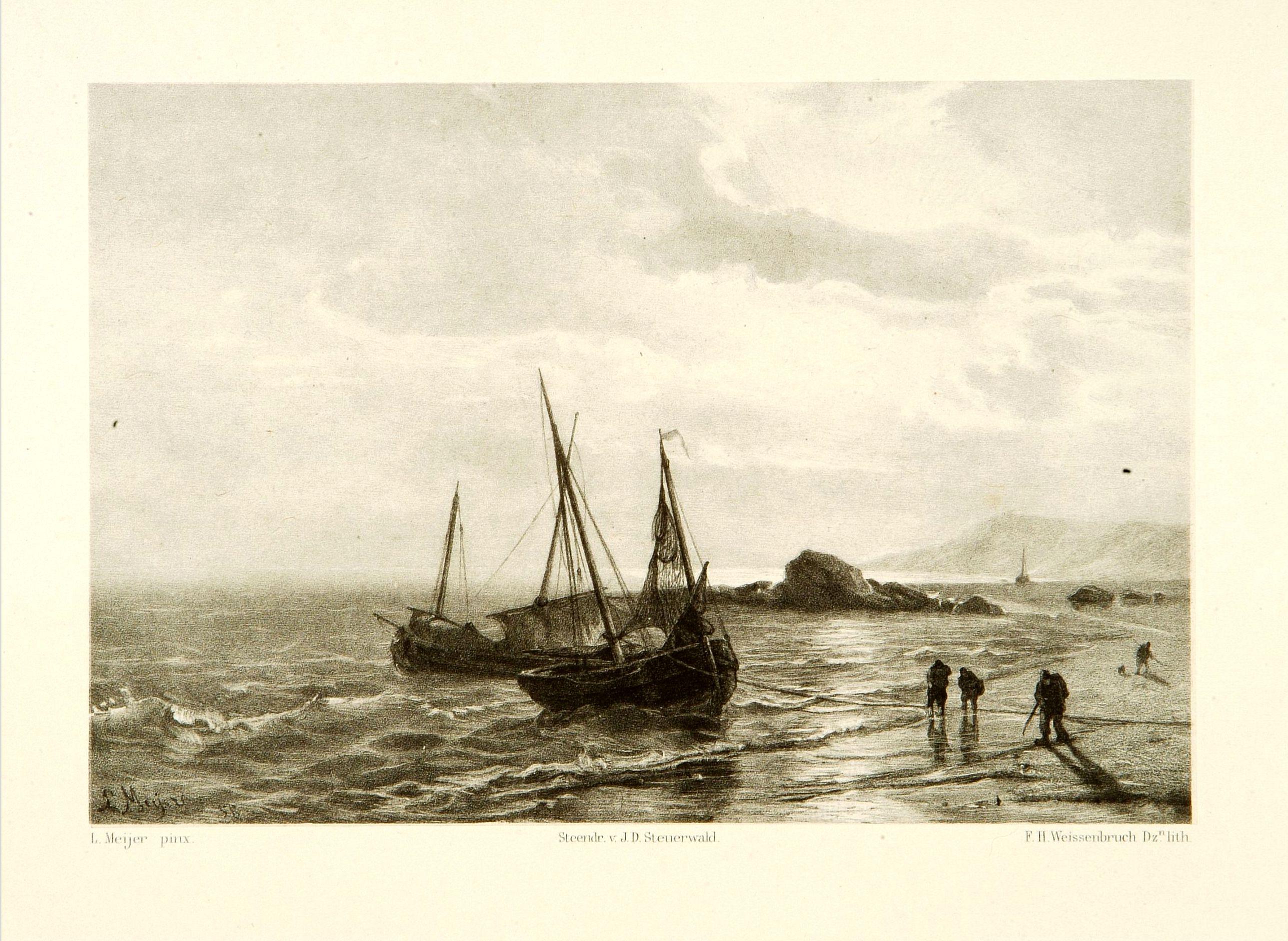WEISSENBRUCH, F.H. -  Shipping