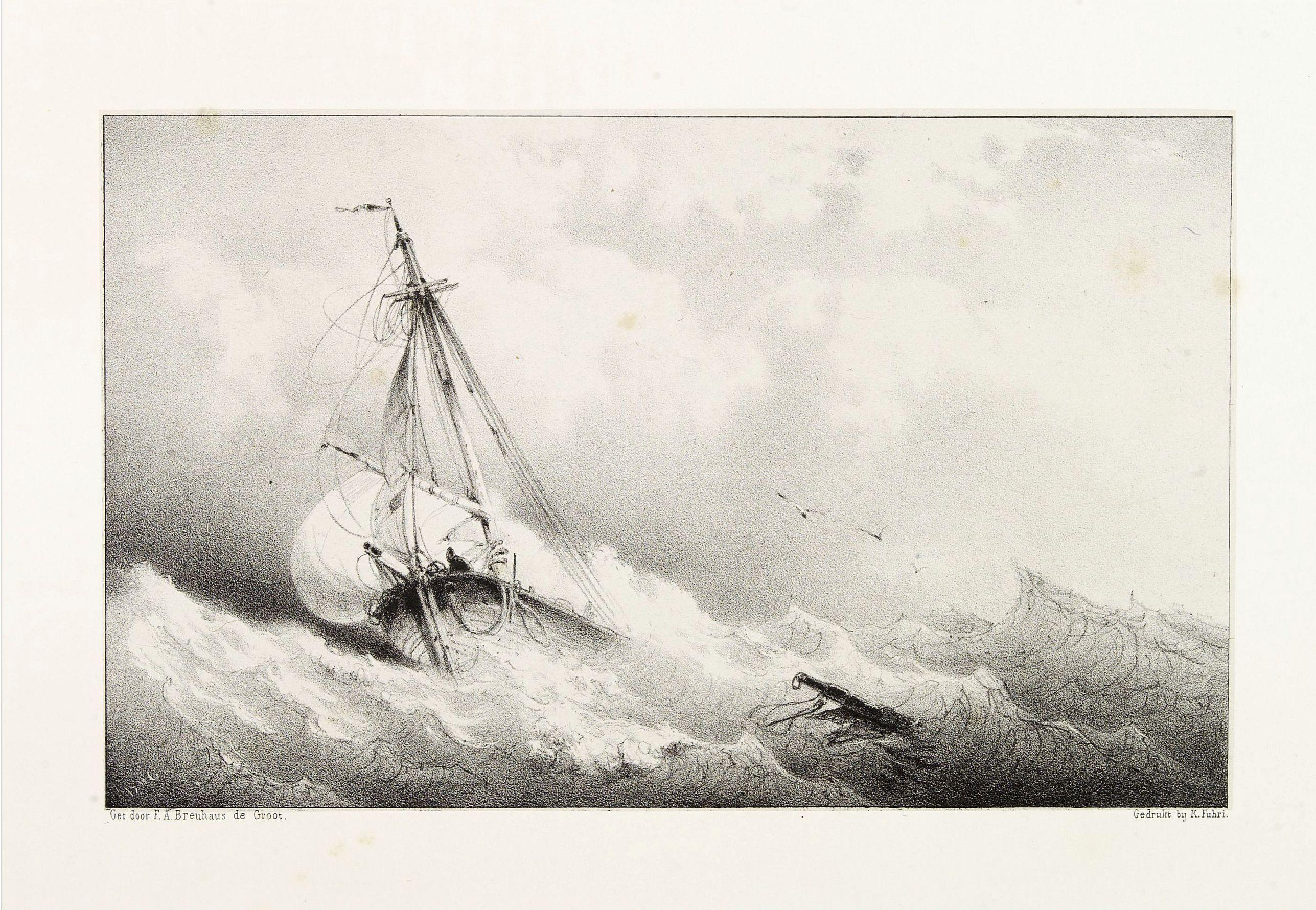 BREUHAUS DE GROOT, F.A. -  Shipping