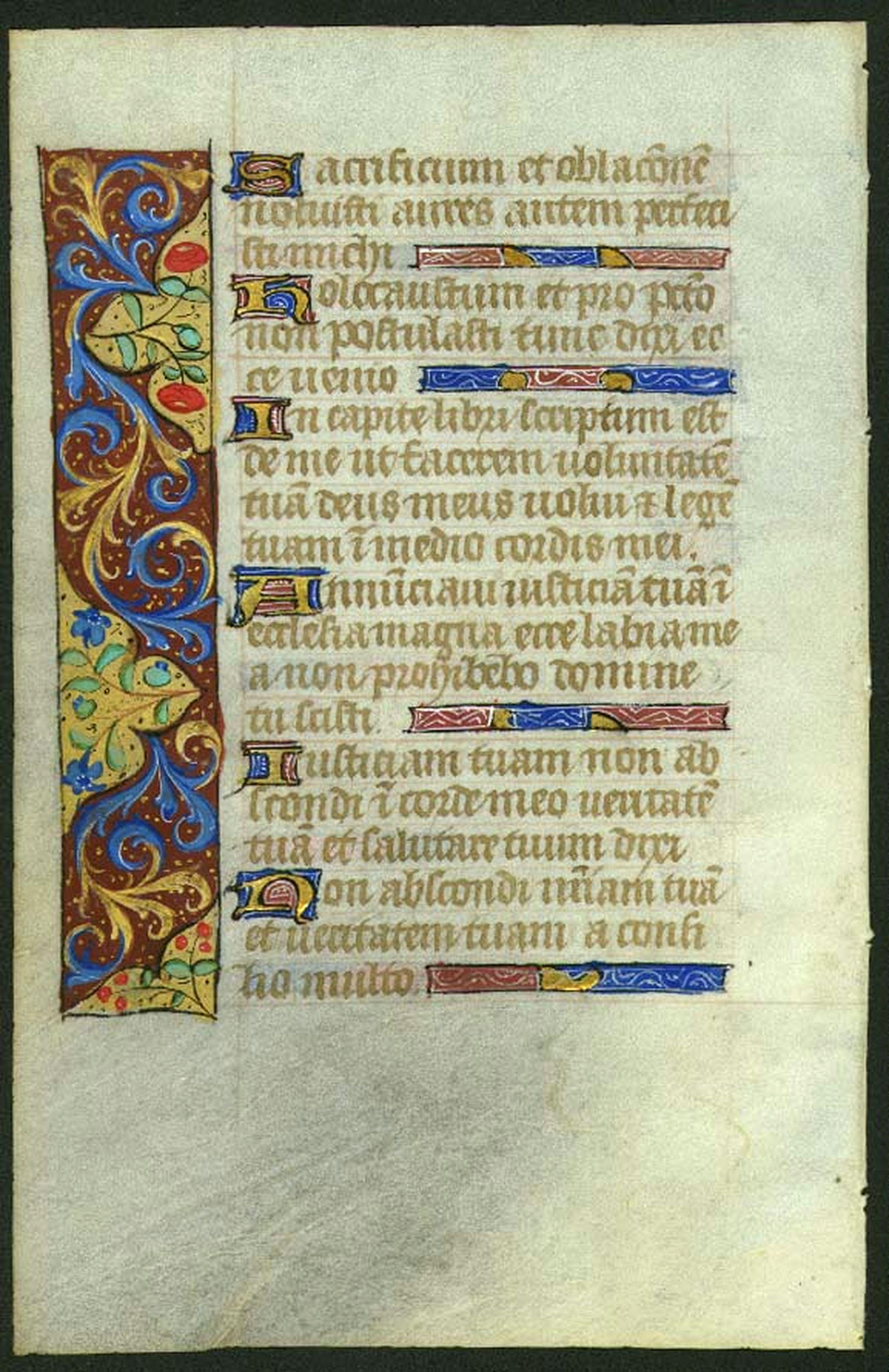 SCHEDEL, H. -  [God the Father seated on a throne] Epitoma operu[m] sex dieru[m] de mu[n]di fabrica.