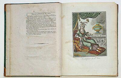 GRASSET DE SAINT SAUVEUR,J. -  Encyclopedie des Voyages. Tom 3  ASIE.
