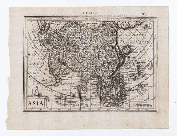 [MERCATOR, Gerard & HONDIUS, Jodocus]. -  Asia.