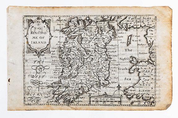 KEERE, Pieter van den / SPEED, John. -  [Ireland].