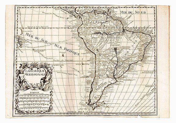 [ANONYMOUS]. -  L'Amerique Meridionale.