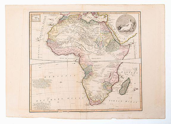 [FADEN, W.] ROCHETTE, L.S. de la -  Africa.