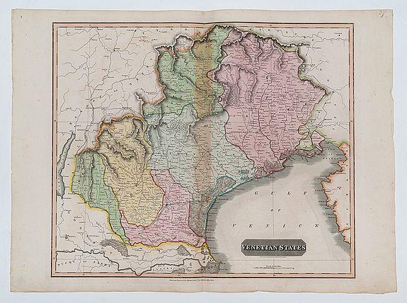 HEWITT, N.R. -  Venetian States