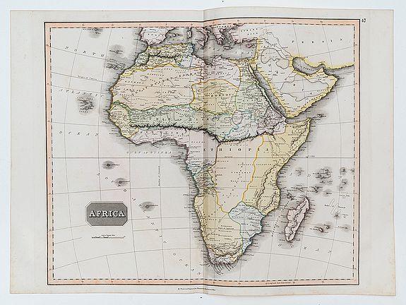 THOMSON, John. -  Africa.