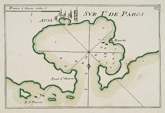 ROUX, J. -  [59] Svr I. De Paros.