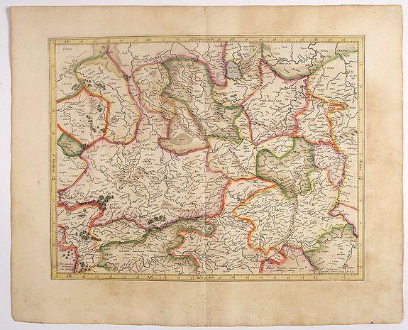 MERCATOR,G./ HONDIUS,J. -  Westfaliae.