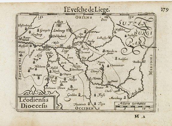 LANGENES,B. -  Leodiensis Dioecesis.