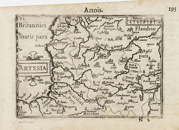 LANGENES, B. -  Artesia / Artois.