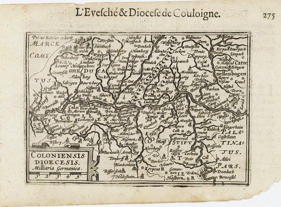 LANGENES,B. -  Coloniensis Diocesis.