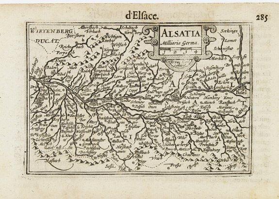 LANGENES,B. -  Alsatia.