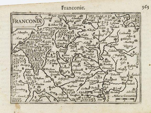 LANGENES,B. -  Franconia.