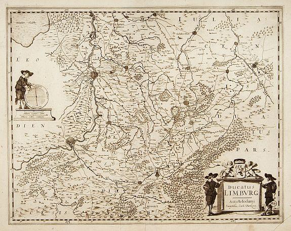 DANCKERTS II, C. -  Ducatus Limburg.