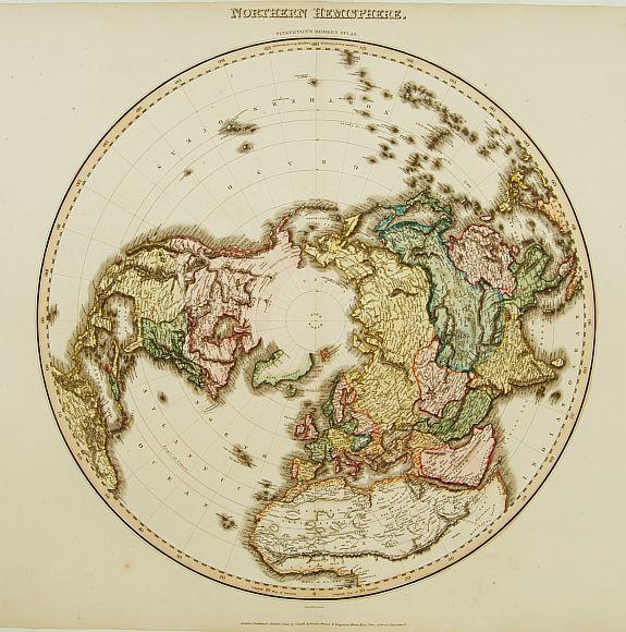 PINKERTON,J. - Northern Hemisphere.