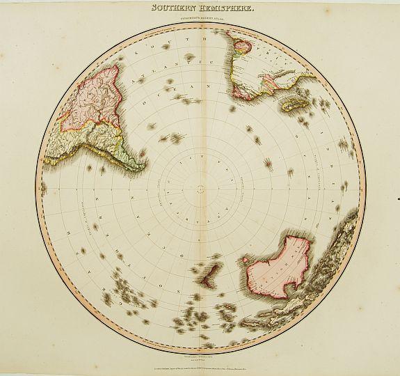PINKERTON,J. - Southern Hemisphere.