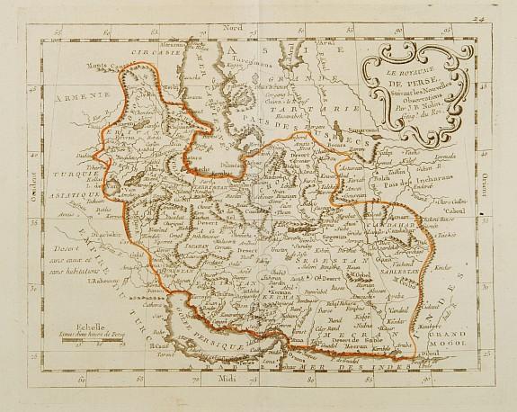MONDHARE / NOLIN, J.B. -  Le Royaume de Perse..