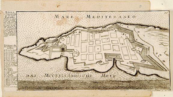 KILIAN,G.C. - Malta ad Vallette.