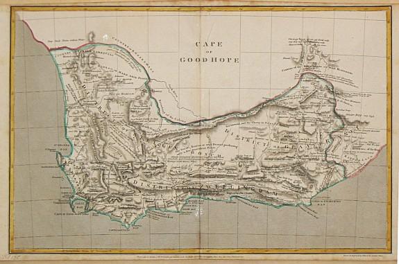 Arrowsmith -Cape of Good Hope.