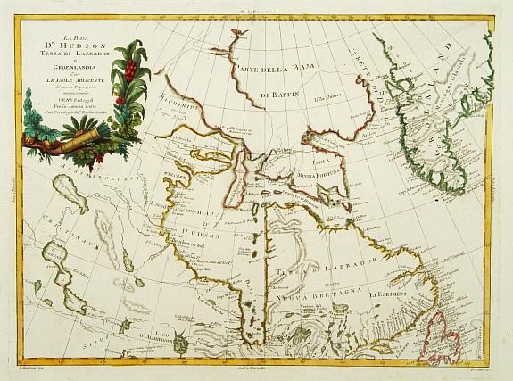 ZATTA, A. -  La Baja D'Hudson Terra di Labrador e Groenlandia.