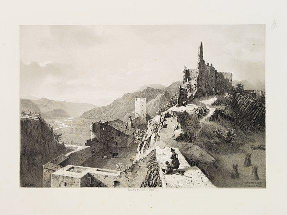 BILLMARK, C.J. -  Sigmundskron (Tyrol, près de Bolzan).