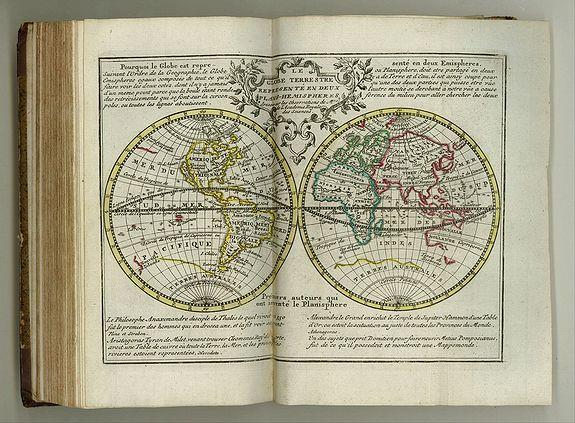 DE LET,H./ BAALDE,S.J. -  Nouvel atlas geographique & historique.. / Nieuwe en geographische en historische Atlas..