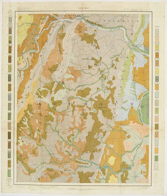 Us Map Virginia