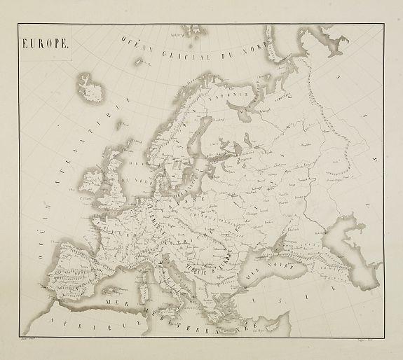 PEIGNE, V. -  Europe.