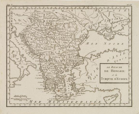 DELAPORTE,L'Abbé. -  Le Royaume de Hongrie et la Turquie d'Europe.