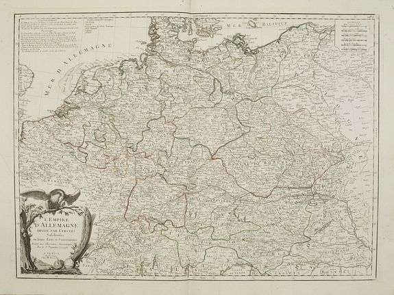 SANTINI,P. / REMONDINI,M. -  L'Empire d'Allemagne..