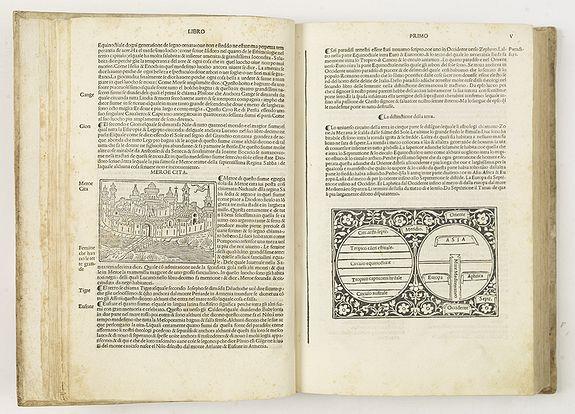 JACOBUS PHILIPPUS DE BERGAMO. -  Supplementum. Supplementi de la Chroniche vulgare novamante agionto & emendato al anno 1503.