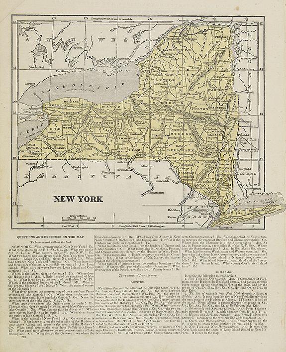 MORSE, S.E. -  New York.