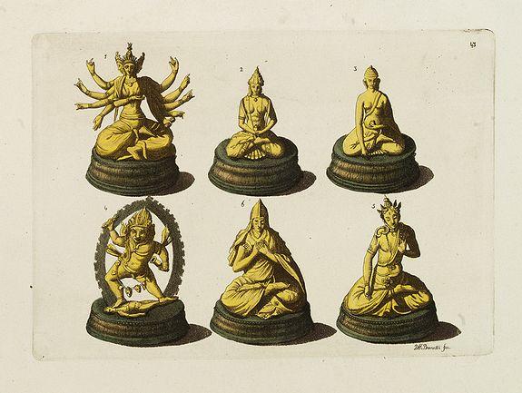 FERRARIO, G. -  [Taoism religion of the Callmoucks].