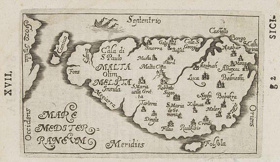 BUCELINI, G. - [ Malta ]