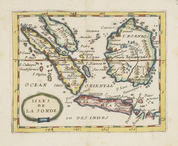 DU VAL, P. -  Isles de la Sonde.