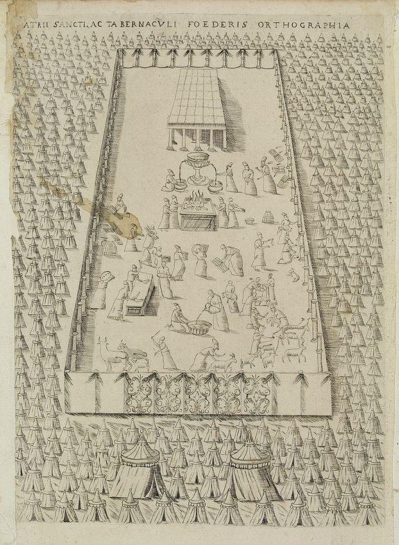 TORNIELLO, A -  [Atrii Sancti ac Tabernaculi Foederisorthographia].