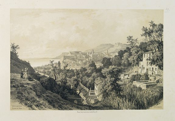 BILLMARK, C.J. -  Ventimiglia Rivière de Gênes.