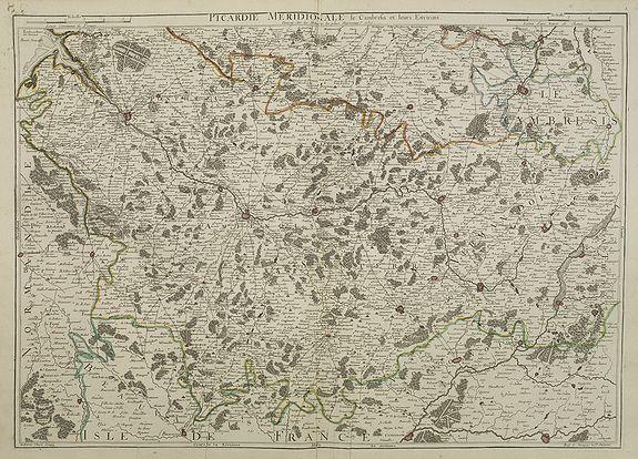 CREPY. -  Picardie Meridionale Le Cambresis et leurs Environs.