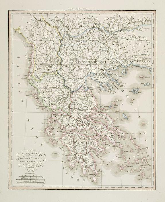 DUFOUR, A.H. -  Grecia Antiqua . . .