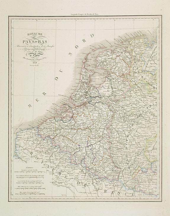 DUFOUR, A.H. -  Royaume des Pays-Bas . . .