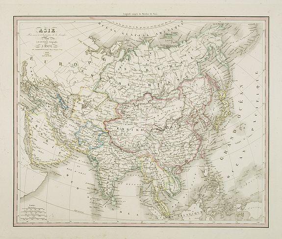 DUFOUR, A.H. - Asie . . .